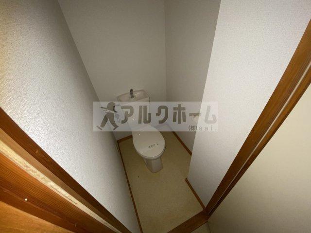 ブリッジハウス トイレ