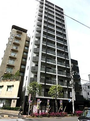 都営三田線「春日」駅から徒歩約1分のマンションです