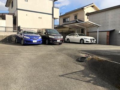 【外観】伏尾台1丁目しまだ月極駐車場