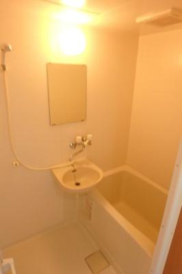 【浴室】YMコーポ(ワイエムコーポ)