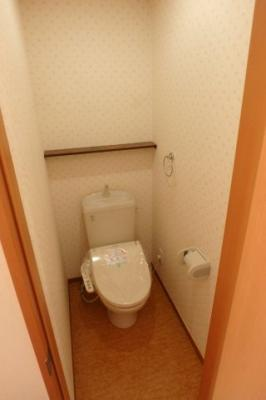 【トイレ】YMコーポ(ワイエムコーポ)