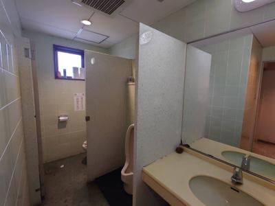 共用男女別トイレ