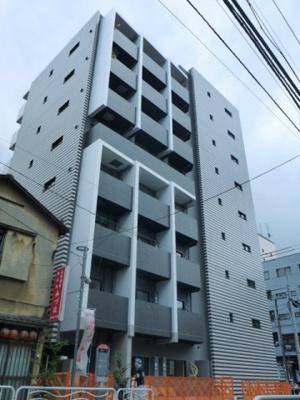 【外観】メイクスデザイン住吉アジールコート