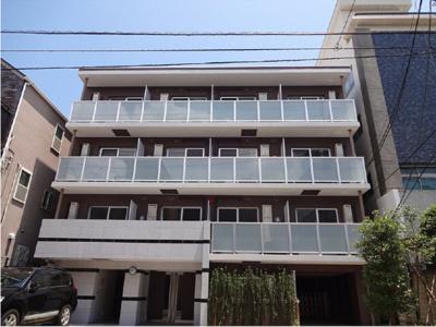【外観】プレール・ドゥーク住吉Ⅲ