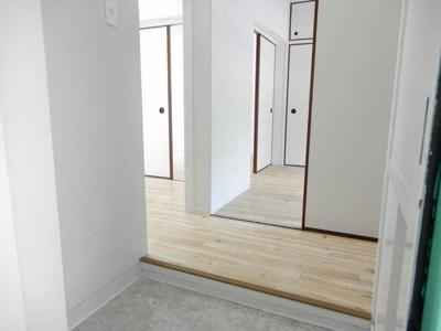 【玄関】ビレッジハウス吉塚3号棟