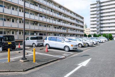 【駐車場】ビレッジハウス吉塚3号棟