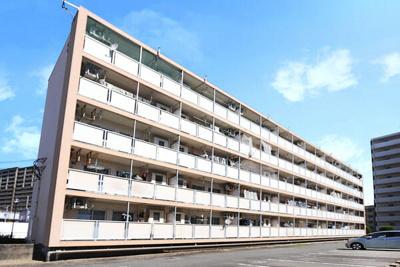 【外観】ビレッジハウス吉塚3号棟