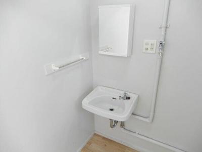 【洗面所】ビレッジハウス吉塚3号棟