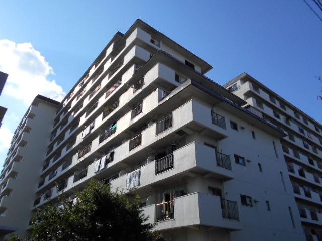 【外観】蒲田フラワーマンションA棟