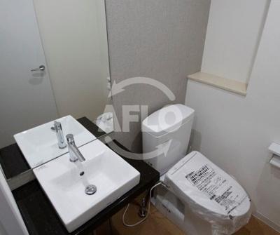 天満橋MSビル トイレ