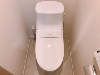 【トイレ】パークペルル池尻