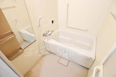 【浴室】ディアコート新大阪