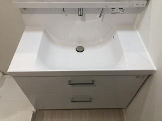 【独立洗面台】リムテラスガーデン奥沢