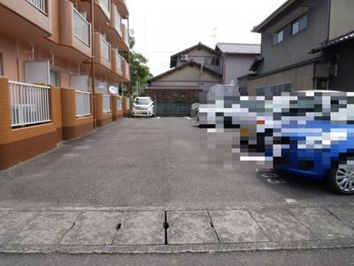 【駐車場】カーサ・ハピネス