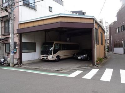 宝地戸駐車場