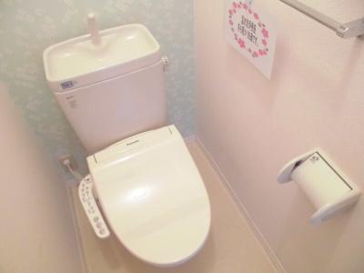 【トイレ】リヴェール馬木