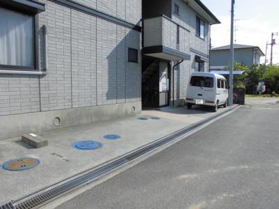 【駐車場】BAYプリンセス