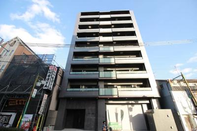 Marks西田辺 鉄筋コンクリート造 9階建