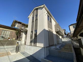 新京成線「三咲」駅徒歩24分の全1棟の新築一戸建てです。