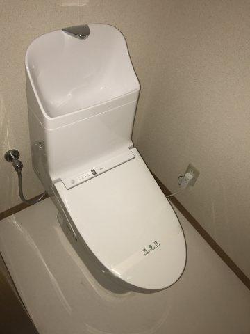 【トイレ】カーサセレーノ