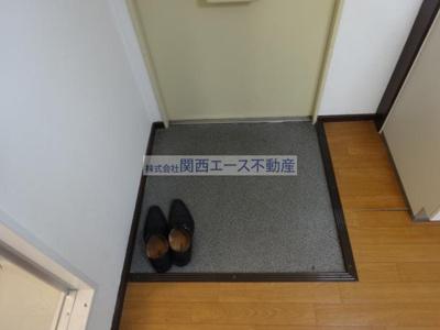 【玄関】ソレイユ住道
