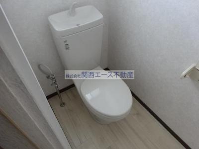 【トイレ】ソレイユ住道