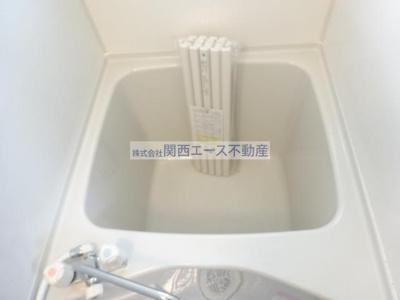 【浴室】ソレイユ住道