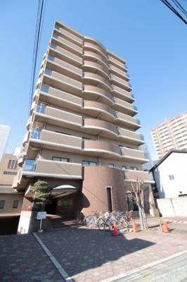昭和グランドハイツ阿倍野 鉄骨鉄筋コンクリート造 10階建て