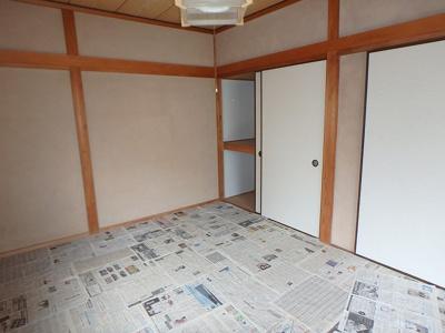 【和室】鷹子町安永借家・