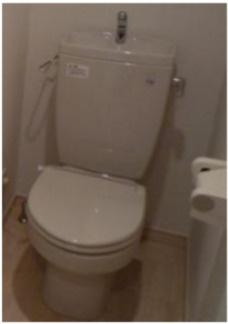 【トイレ】プラザ中落合