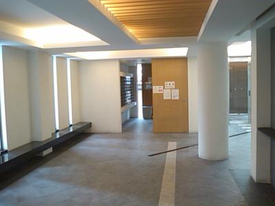 【ロビー】S-FORT神戸神楽町