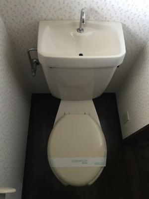 【トイレ】グレス花小金井