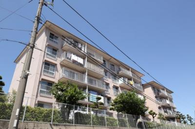 【外観】高丘台住宅4号棟