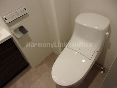 ARKMARK巣鴨sta.のコンパクトで使いやすいトイレです☆
