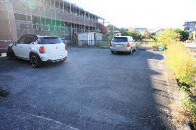 【駐車場】コンフォーティアⅤ