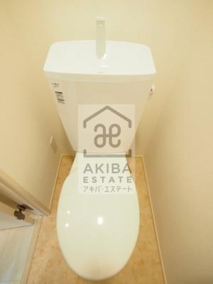 【トイレ】レクラン五反野