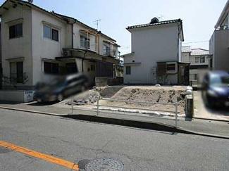 【前面道路含む現地写真】東区戸坂新町2丁目