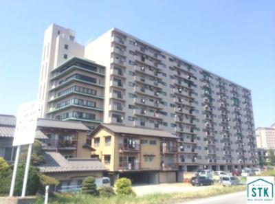 【外観】石和クレアールマンション 7階 中古マンション