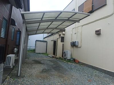 【駐車場】伊藤貸事務所