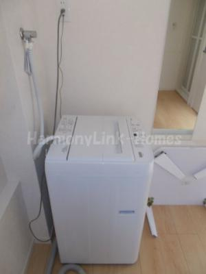 ソフィアユニゾンの洗濯機