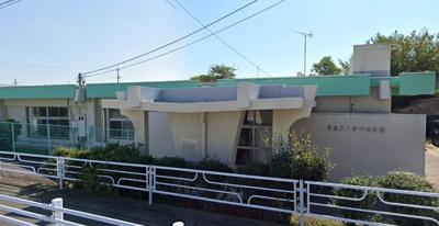 新川幼稚園…約533m(徒歩約7分)