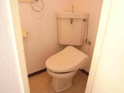 【トイレ】モアハイツ南福岡