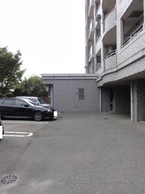 【駐車場】プラウド