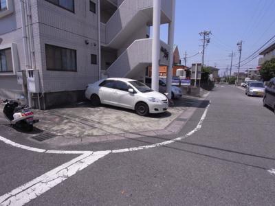 【駐車場】グリーンヴィラ久野