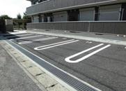 【駐車場】レジデンスアケボノ