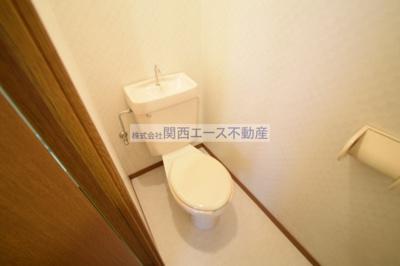 【トイレ】スペランツァデリーティア