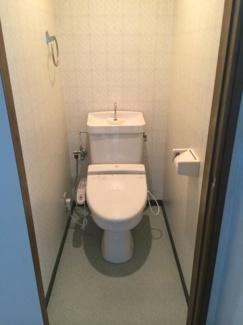 【トイレ】コーポ はらだ