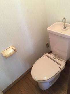 【トイレ】ヴィランA