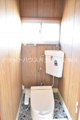 【トイレ】コーポ弘明寺