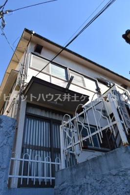 【外観】コーポ弘明寺
